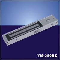YM-500BZ Single Door Electromagnetic Lock with Buzzer - 1200lbs
