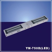 YM-750D(LED)  Double Door EM Locks with LED - 1500Lbs