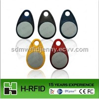 Access Control RFID Lf Keyfob with Competitive Price