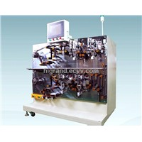 automatic scraping machine of  LIB