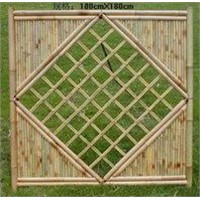 bamboo fence, garden fence, fence, fencing, bamboo screen, bamboo panel