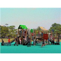 Children Outdoor Playground Equipment (MWP-16701)