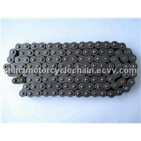 chrome motorcycle chain