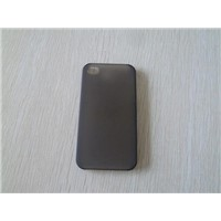 hard black phone covers for iphone 4/4s