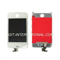 iPhone 4S 4GS White Replacement LCD Screen Digitizer Assembly