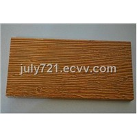 low carbon wood board