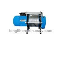Dht Chain Motor Hoist Electric Lifting Equipment