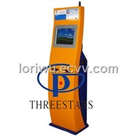 self-service electronic ordering  Kiosk