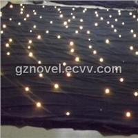 Stage Light Soft LED Star Curtain Full Color-LED Light