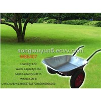 the best price for wheel barrow WB6407