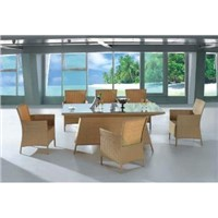 Wicker Patio Dining Sets