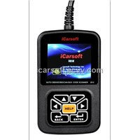 iCarsoft AUTO OBDII/EOBD Code Scanner i810