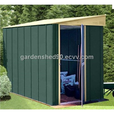 Lean to metal shed tkl0508 china garden sheds teaky - Garden sheds with lean to ...