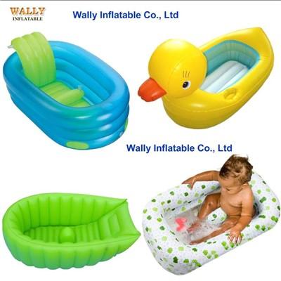 inflatable tub inflatable bath tub inflatable baby bath tub infant toddler. Black Bedroom Furniture Sets. Home Design Ideas