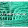 50*50mm Mesh Size Elecro Galvanized Welded Wire Mesh Panel