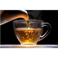 Black tea and coffee tea