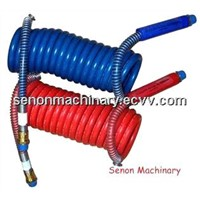 Auto-Retractable Air Hose Assembly