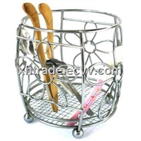 Cutlery Basket with Table Knife Holder