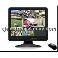 Digital Video Recoder-8CH LCD DVR Monitor (DVR-CJ-1508L)