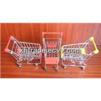 Gifts,Craft Cart, Mini Trolley, Supermarket Cart-Supermarket Trolley