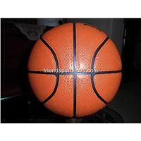 PU laminated glue basketball-regular 8 panel design