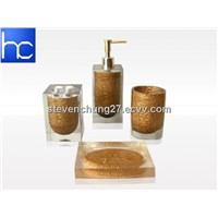 Polyresin Bathroom sets HC-B00029