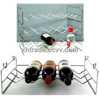 Steel Wine Rack / WineBottle Stand