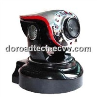 WiFi PTZ IP Camera IR-Cut Two-Way Audio (DRIPC501)