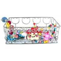 Wire Craft Basket/ Mesh Wire Basket