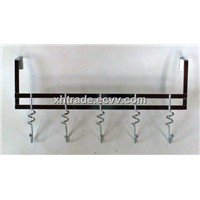 Wire Towel Bar, Door Towel Rack