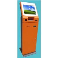 "17"" Self-service Interactive Kiosk(HJL-3516B)"