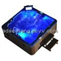 180 jets hot tub jauczzi spa bathtub