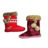 2012 New Collection Lady Indoor Boot