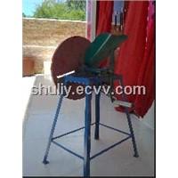 2012 Best Selling Cassava Cutting Machine