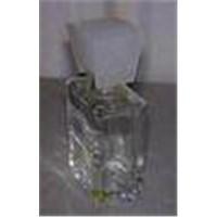 2ml 10ml 30ml polishing Art Glass Perfume Bottles / custom logo bottle