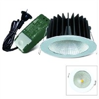 4'' LED Downlight with Citizen LED and Reflector