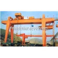 5t10tL model electric hoist gantry crane