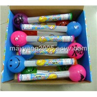 60mm LED Flashing Bouncy Baton