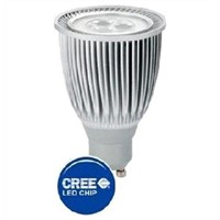 7W LED Spotlight GU10 with CREE LED Lighting
