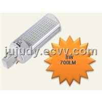 8w LED G24 PL Lamp
