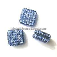 9MM-13MM New shamballa bracelet beads