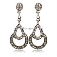 Alloy jewelry Alloy earrings