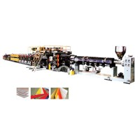 Aluminum-Plastic Composite Panel Production Line