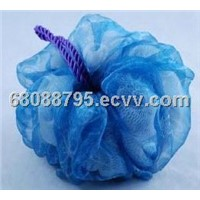Bath puff / shower puff / mesh puff / bath mesh puff