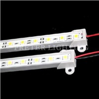 Bright Aluminum 5050 72pcs Waterproof LED Strip Light Bar 8.4w or 16.8 Watt 1080lm