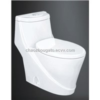 Chaozhou ceramic sanitary ware wc toilet  A1065