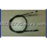 Control cable, clutch cable, accelerator cable, speedometer cable, brake cable