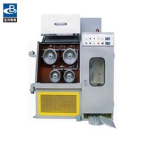 Copper clad steel & copper clad aluminium wire drawing machine