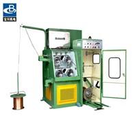 Copper fine wire drawing machine(dual inverter control)