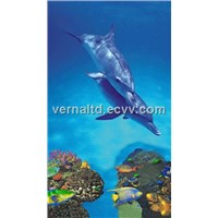 Cotton beach towel  or microfiber beach towel B0012